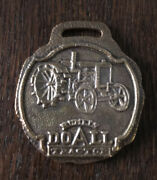 Rumely Doall Tractor Watch Fob