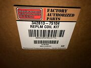 Carrier 342813-75101 Replacement Coil Kit 5-tons Factory Authorized Parts