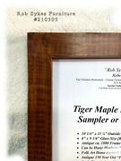 Paint Decorated Sampler Antique Frame With New Finish By Rob Sykes Furniture