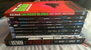 Absolute Court Of Owls And Batman - New 52 Snyder And Capullo Hardcover Hc Lot