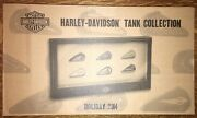 Genuine Harley-davidson 2014 Special Edition Holiday Ornament Tank Collection