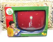 New Leap Frog Leap Pad W/ Microphone Learning System Ages 4-8