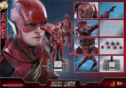 Hottoys Mms448 Justice League The Flash H30cm12inch Action Figures