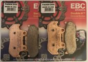 Ebc Sintered Front Disc Brake Pads Fits Honda Gl1200 Gold Wing 1984 To 1988