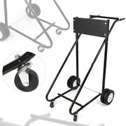 315 Lbs Motor Stand Carrier Cart Outboard Boat Dolly Storage Pro Heavy Duty New