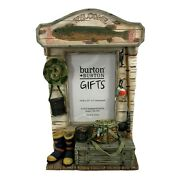 Burton And Burton Fishing Supplies Picture Frame Fly Fishing Lights Up Gift