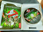 Ghostbusters The Video Game Nintendo Wii Complete Cib Canadian Seller Video Game