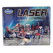 Laser Chess Board Game Thinkfun The Beam Directing Strategy Game 2017 New Sealed