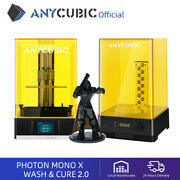 Original Anycubic Photon Mono X 3d Printer Lcd Remote Control +washandcure 2.0 Kit