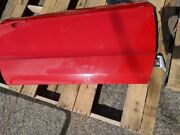 2010-2014 Ford Mustang Gt Coupe Passenger Right Rh Door Assembly Oem Red