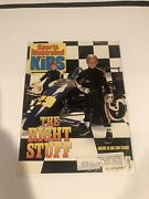 1990 Tony Hawk Sports Illustrated For Kids Rookie Card And Poster Nice
