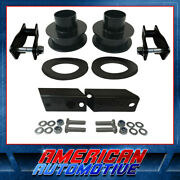 3.5 Front Ford F250 F350 Super Duty Level Lift Kit + Shock Ext + Sway Bar 4wd