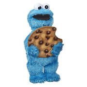 Sesame Street Peekaboo Cookie Monster Talking 13 Inch Plush Toy For Toddlers