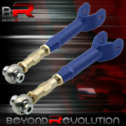 For 16-20 Chevrolet Camaro Blue Rear Lower Trailing Arms Left And Right Pair Set
