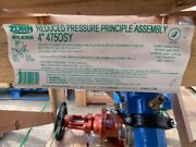 Zurn 4-475osy - 4 475 Series Reduced Pressure Principle Assembly W/ Osy New