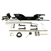 For Ford Mustang 67 Unisteer Hydraulic Power Steering Rack And Pinion Kit