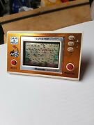 Nintendo Game And Watch - Tropical Fish Rare Rare Nice Condition