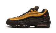 Nike Air Max 95 Black Wheat Cosmic Clay At9865-014 Running Shoes Retro Og Menand039s