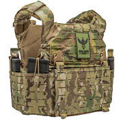 Shellback Tactical Rampage 2.0 Plate Carrier W/ Free Heavy Hanger Free Shipping