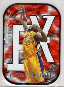 1999-00 Shaquille Oand039neal Skybox E-xceptional 12 Xc - Shaq - Lakers - Hof