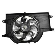 For Saturn Vue 02-04 Pacific Best Pf7823 Dual Radiator And Condenser Fan Assembly