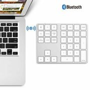 34 Keys Wireless Bluetooth Mini Numeric Keyboard For Apple Android Pc Portable