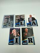 2011 Tna Tristar Signature Ric Flair Ring Worn Suit Relic Signed Entire Set Wwe