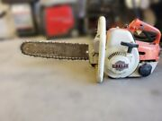Stihl S10 Vintage Chainsaw Untested As Is Condition