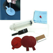 Windshield Glass Scratches Repair Windscreen Crack Conceal Polishing Car Tool