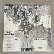 The Beatles Revolver Lp Vinyl 2014 Mono 180g New Sealed Out Of Print
