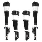 For Mercedes-benz S550 07-13 Front And Rear Air Complete Strut Assembly Kit