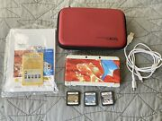 3ds Pokemon 20th Anniversary Nintendo With Games