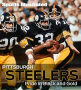 Sports Illustrated Pittsburgh Steelers Pride In Black And Gold New