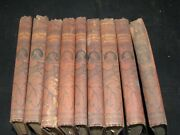 1890's Charles Dickens Lot Of 9 Books - International Book Company