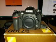 Nikon D7100 Body With Battery Grip Shutter Count 4302