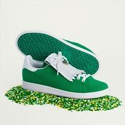 Adidas Golf Stan Smith Prime Green Limited Edition White Gold S29262 Us 7.5