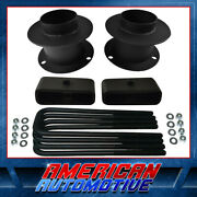 3.5 Front + 1.5 Rear Full Leveling Lift Kit For 94-01 Dodge Ram 1500 4wd 4x4