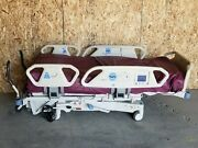 Hill-rom Total Care Model P1900 Spo2rt Patient Hospital Bed W/ Mattress