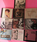 Great Women Who Will Rock Your World-pick Your Favorite Cd's-free Shipping