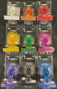 Dc Direct Blackest Night Lantern 14 Scale Power Battery Ring Prop Complete Set