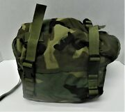 Butt Pack Us Military Nsn 8465-01-465-2058 Jungle Camo