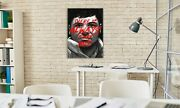 El Chapo There Is Always A Way Out Mafia Poster Canvas Print Art Décor Wall