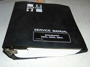 Hyster S40xl S50xl S60xl Forklift Full Service Manual Book Engine Transmission
