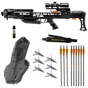 Mission Sub-1 Crossbow Ultimate Package - Black - New