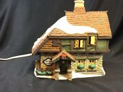 Dept 56 Dickens Village Old East Rectory 58322 1987 Retired 1993 No Bulb