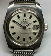 Omega Seamaster Ladies Watch Date Automatic Antique