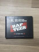 Rap Tees A Collection Of Hip Hop T-shirts 1980-2000 By Ross Schwartzman 2015