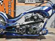 Bsl Headers 96 E3 Scale Drager Black Harley Softail