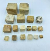 Lot Old Ancient Antique Chess Shatranj Alabaster Marble Agate Pieces