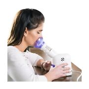 Personal Facial Steam Inhaler And Vaporizer /aromatherapy Diffuser Soft Face Mask